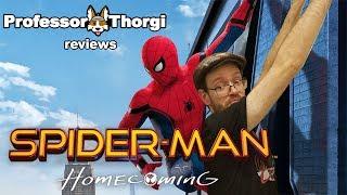 Spider-Man: Homecoming - Thorgi Reviews