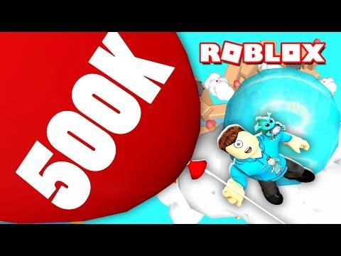 Blowing the BIGGEST Balloon in Roblox Balloon Simulator! | MicroGuardian