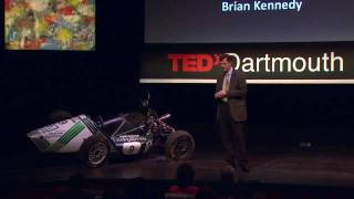 TEDxDartmouth - Brian Kennedy - Visual Literacy: Why We Need It