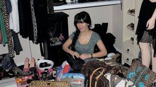 Closet tour (Fashion, Makeups & more Channel Intoduction) Thumbnail