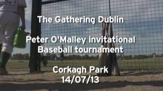 The Gathering Dublin | Baseball Tournament