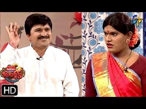 Rocket Raghava Performance | Jabardasth | 7th  February 2019   | ETV  Telugu