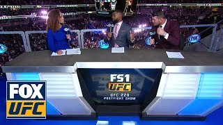 The UFC on FOX crew reacts to the chaos following McGregor vs Nurmagomedov | RECAP | UFC 229