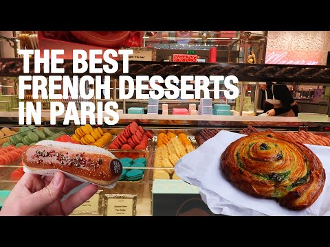 the-best-french-desserts-and-bakeries-to-try-in-paris-|-french-desserts