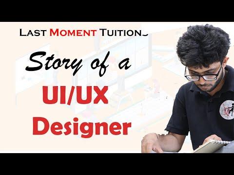 Story of UI/Ux designer in Hindi  ft Abhinav  Chhikara