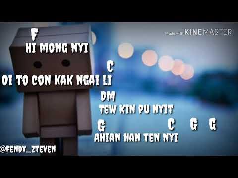 Kunci Gitar Lagu Hakka Ahian Co Mai Nyi Chew Ngai Thon Chin