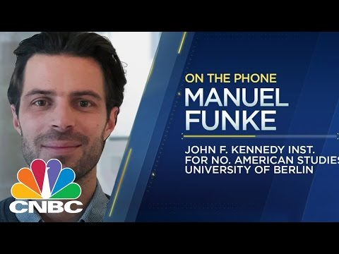 Financial Crises Tend To Presage Far-Right Votes | Trading Nation | CNBC