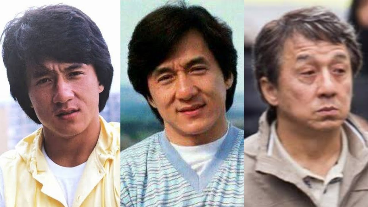 Download Jackie Chan   Transformation From 1 To 66 Years Old
