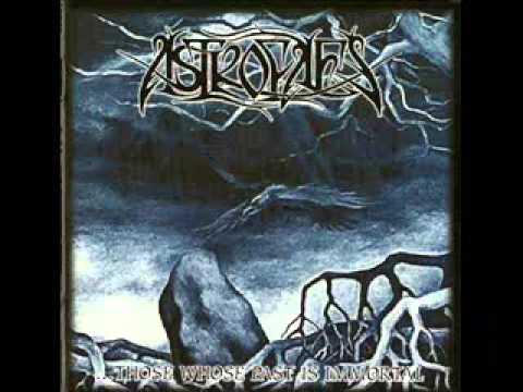 Astrofaes  Those Whose Past Is Immortal (full album)