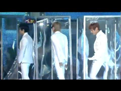 Download 101209 Super Junior - Sorry Sorry + BONAMANA (Special Stage) @ Golden Disk Award