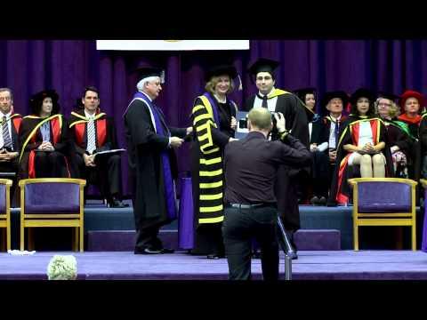 Bond University Graduation Ceremony June 2013 - Business, ISDA & HSM