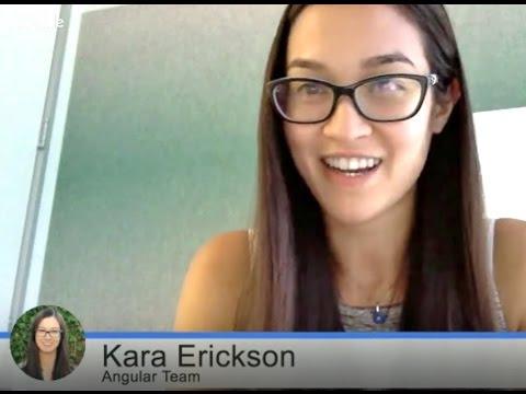 Webinar: latest Angular 2 Forms w/ Kara Erickson (LIVE)
