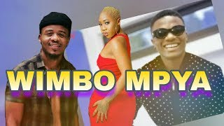 "KING KIBA ft WIZKID WIMBO MPYA ""Alert"" | Cheki video"