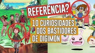 10 curiosidades dos bastidores de Digimon