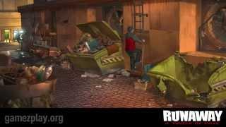 Runaway: A Twist of Fate video game New Screenshots trailer