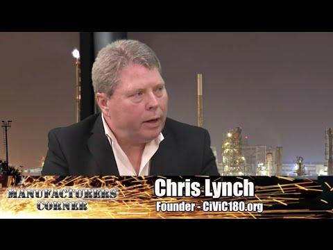 Manufacturers Corner  -     Chris Lynch