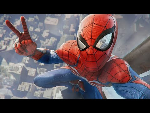 Spider-Man PS4 - Road to E3 2018