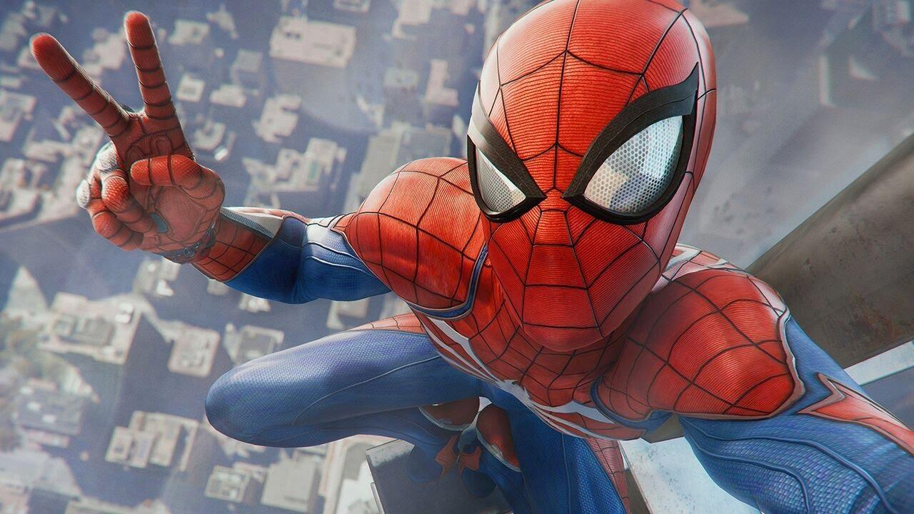 spider man ps4 e3 2018 ile ilgili görsel sonucu