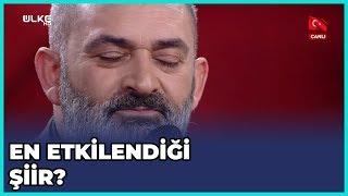 Dursun Ali Erzincanlının En Etkilendiği Şiiri  Faran Dağlarında Açan Sevgili