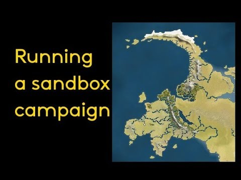 How To Run A Dungeons & Dragons Sandbox Campaign