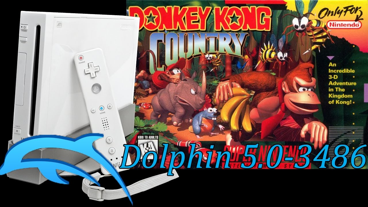 donkey kong country 2 wad wii