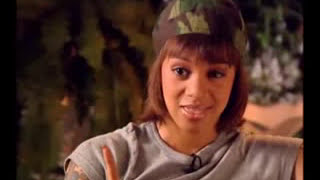 Left Eye Breaks It Down
