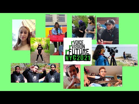 rFUTURE 2021: Students for Sustainability: Song & Music Video Premiere!
