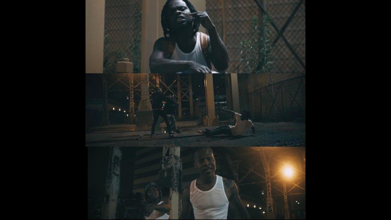Rico Freeman - Gangsta (feat. Pretty Boi Beats) (OFFICIAL VIDEO)