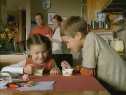MILLI KRÉMTÚRÓ reklám_2003
