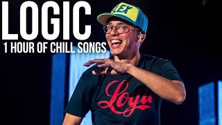 Logic - 1 Hour of Chill Songs