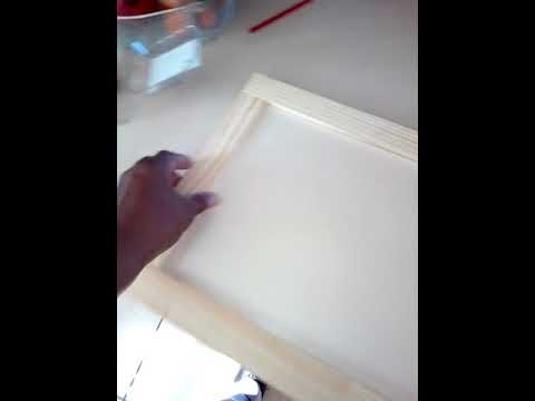How to glue a wood strip to melamine cupboard