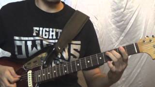 How To Play Blandest Guitar Lesson