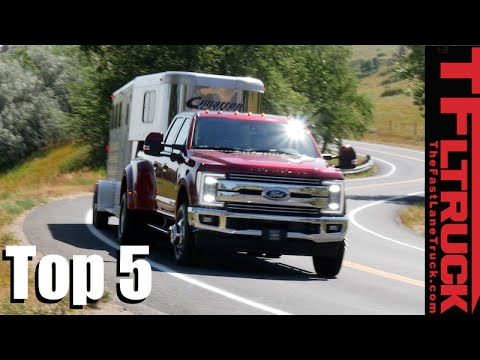 Top 5 Best Tips: How to Safely Tow Your Trailer