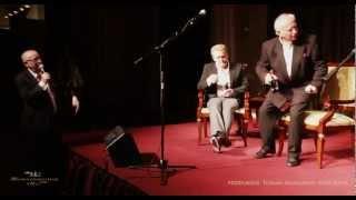 IV Forum Humanum Mazurkas - D.Olbrychski,K.Jakowicz,R.Morawski w dyskusji z A.Bartkowskim