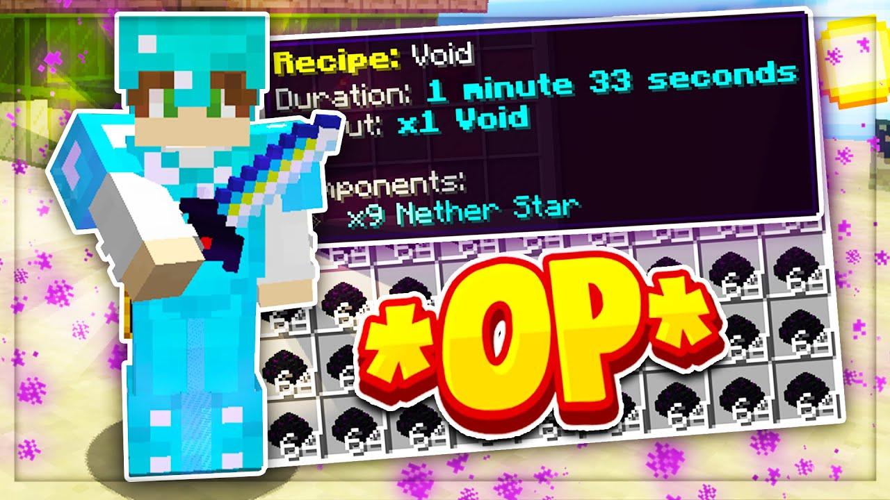 OP Farm Makes BILLIONS! 💰 on New Minecraft Skyblock Server | Minecraft Skyblock | TheArchon [5]