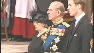 Queen Mothers Funeral Part 13