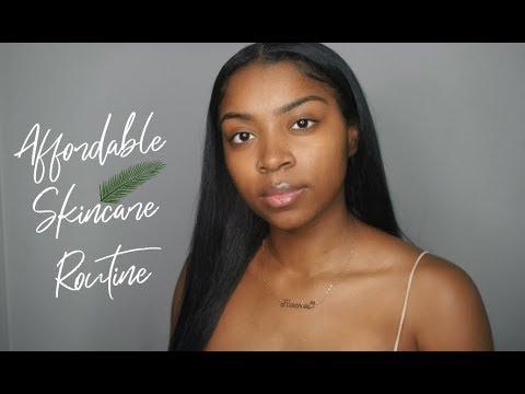 MY SKINCARE ROUTINE 2019 | Dry Skin + (SUPER AFFORDABLE)
