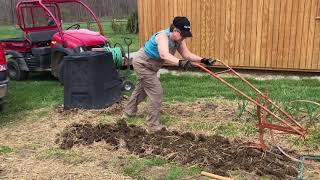 Preparing Seed Beds