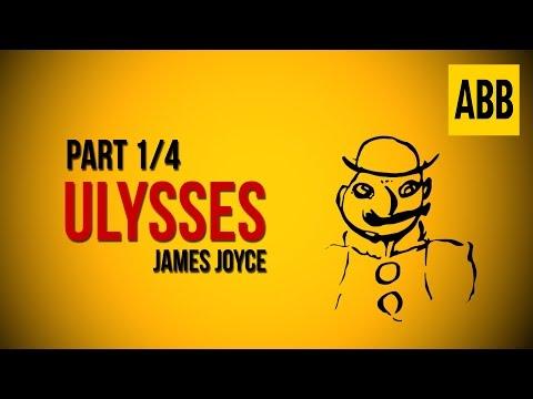 ULYSSES: James Joyce - FULL AudioBook: Part 1/4
