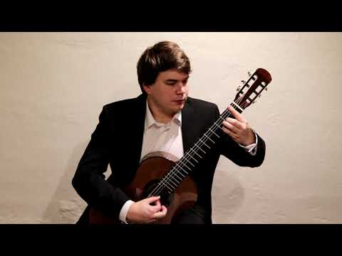 Jean Sibelius - On hanget korkeat, nietokset (kitarasovitus Patrik Kleemola)