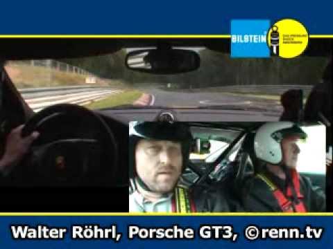Walter Röhrl Nordschleife Porsche 911 GT3 (renn.tv)