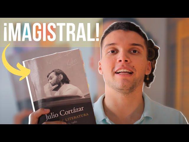 📓 Julio Cortázar rebela todos sus trucos en este libro: Clases de literatura Berkeley 1980