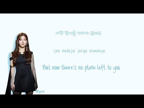 (G)I-DLE - HANN Lyrics (한) Han/Rom/Eng Color Coded
