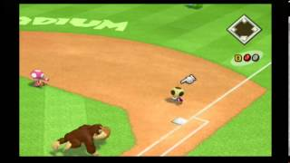 Mario Superstars Baseball (Gamecube)