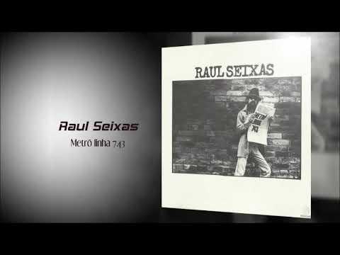 Raul Seixas - Metrô linha 743 (Álbum completo 1984)