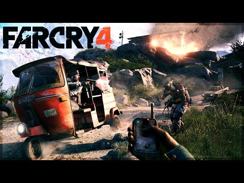 how to coop in far cry 4