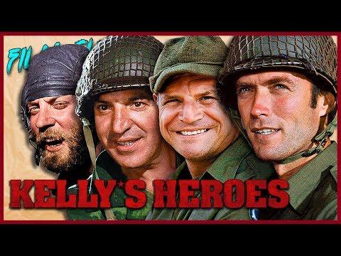 Kelly's Heroes Review | Film Club