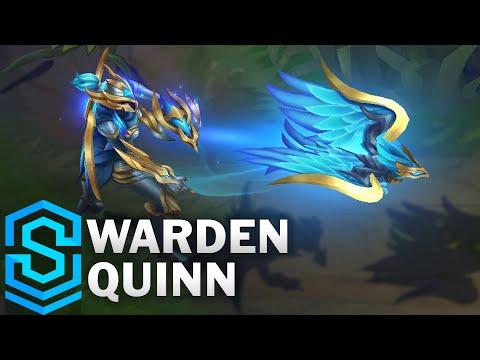 Warden Quinn Skin Spotlight - Pre-Release - League of Legends
