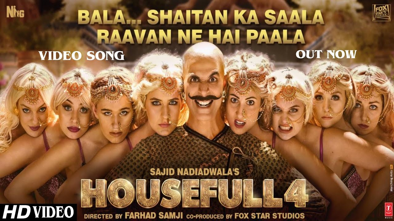 Housefull 4 Bala Shaitan ka Saala Video song | Akshay Kumar, Sohail, Vishal, Housefull 4 songs