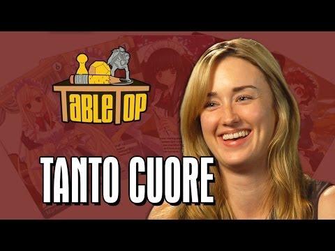 Tanto Cuore: Ashley Johnson, Colin Ferguson, & Ryon Day Join Felicia on TableTop Livestream